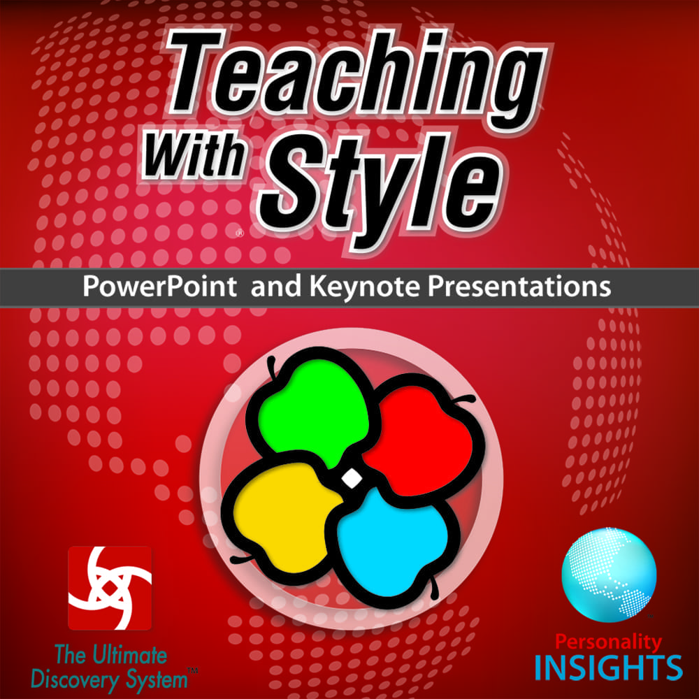 Power Point & Keynote Presentation For English Teaching With Style