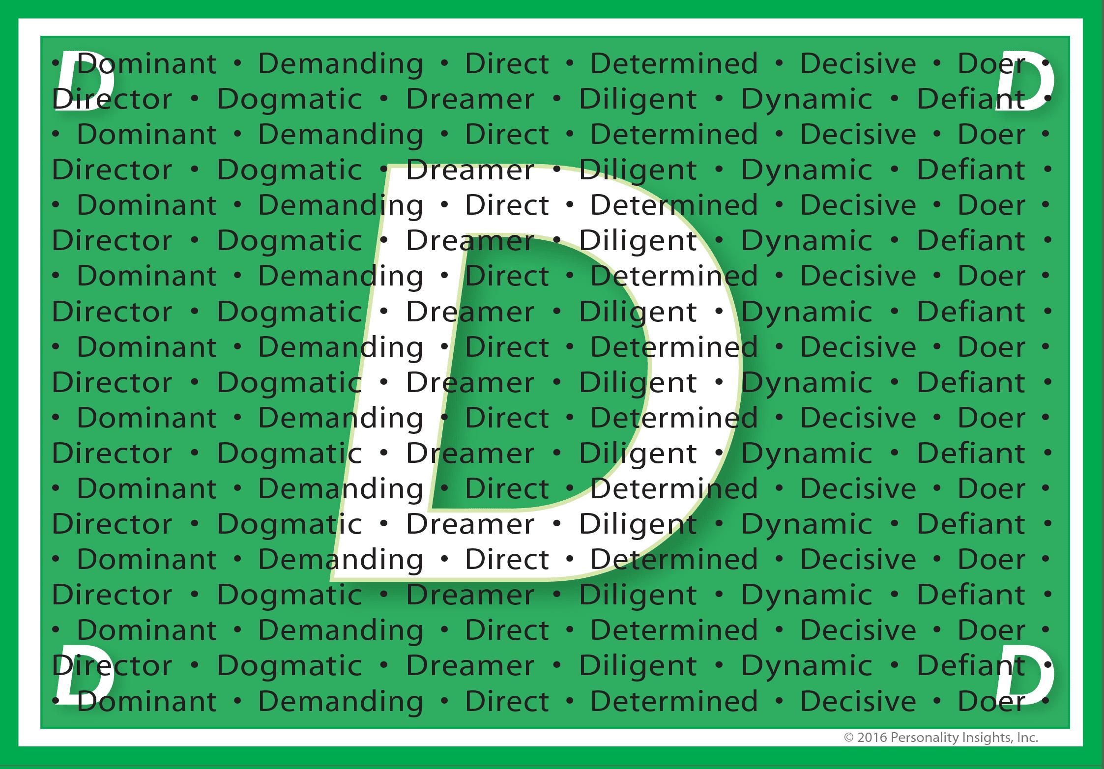 DISC Magnet – D