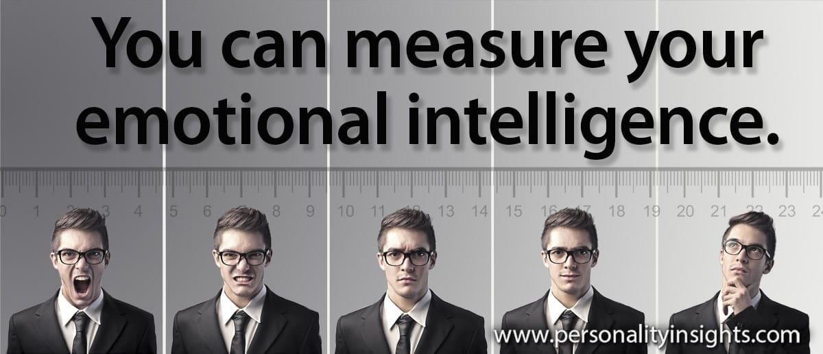 Tip: You Can Measure Your Emotional Intelligence.