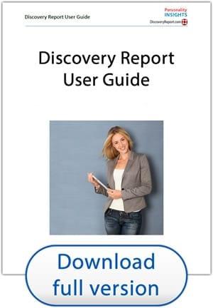 disc profile user guide