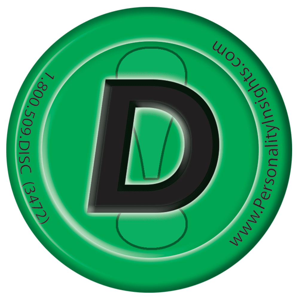 D  Personality Style Button
