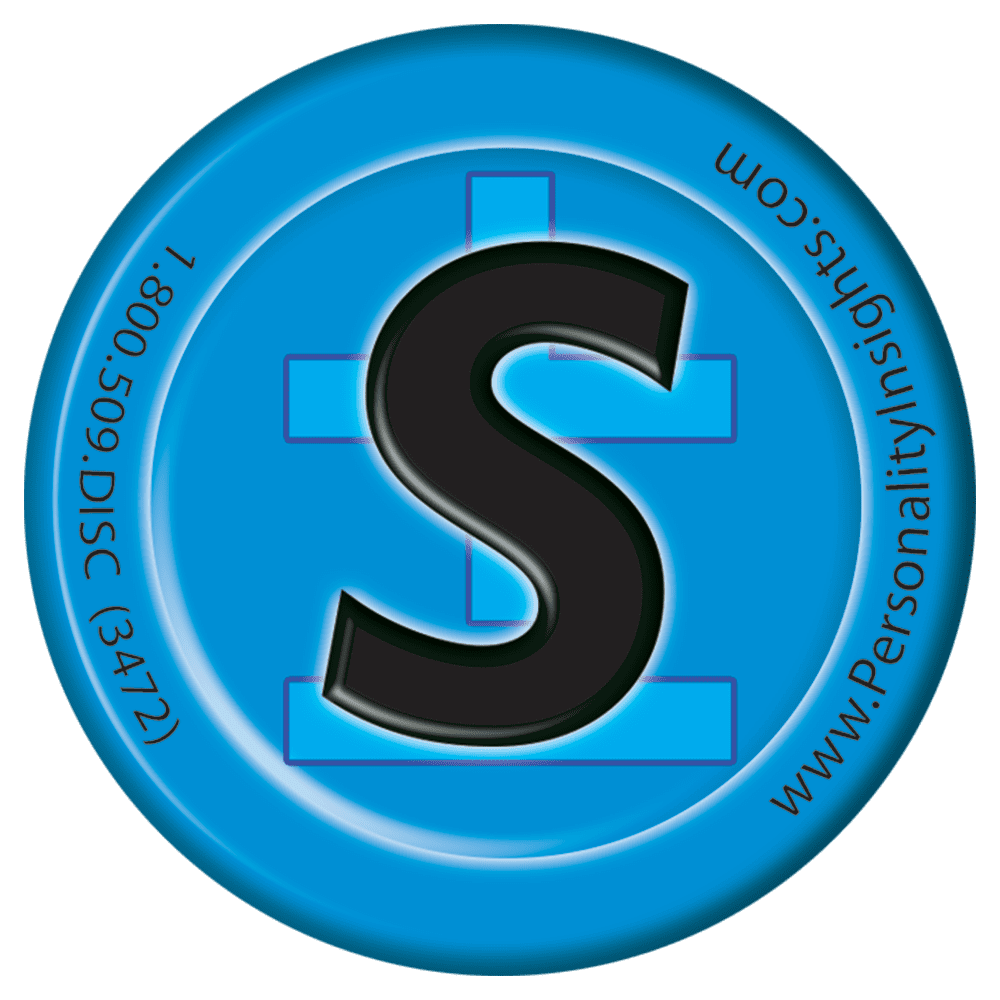 S  Personality Style Button