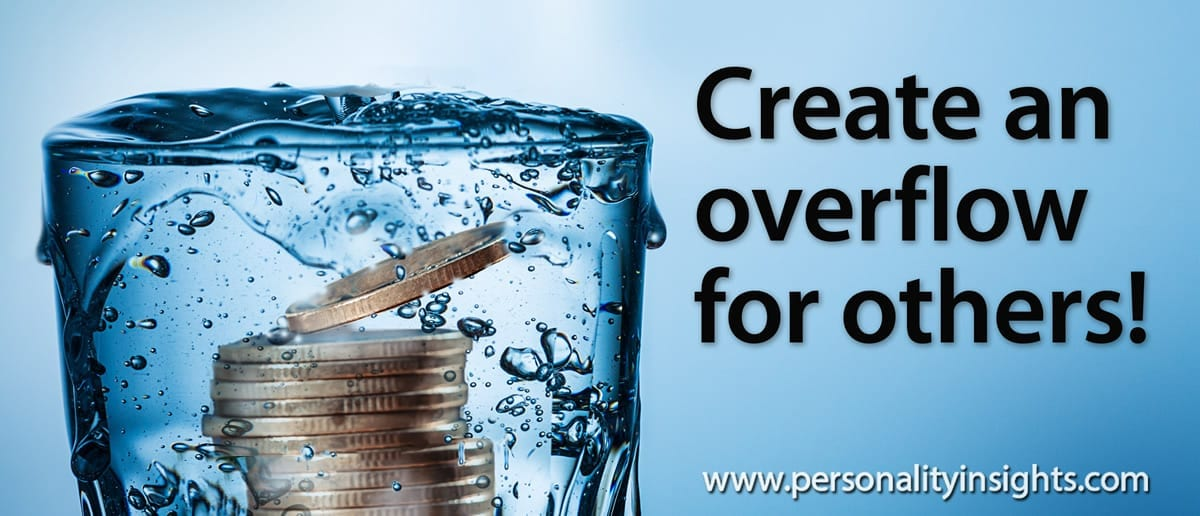 Tip: Create An Overflow For Others!