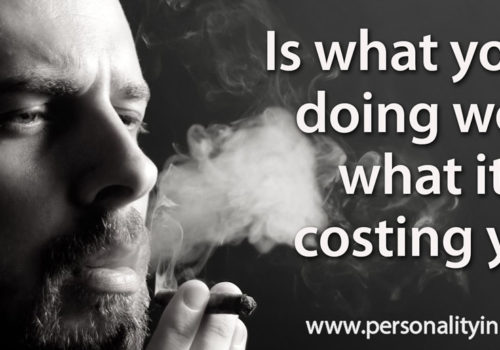 Tip: Is What You Are Doing Worth What It Is Costing You?