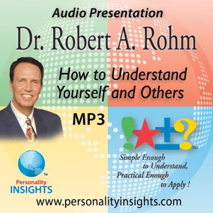 How to understand yourself and others - audio MP3 download