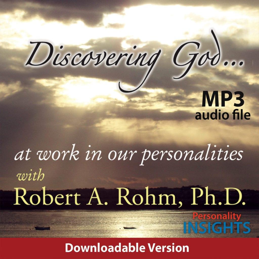 Discovering God - mp3 audio
