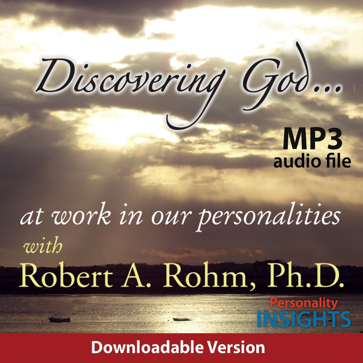 Discovering GOD – Downloadable MP3 Audio Version