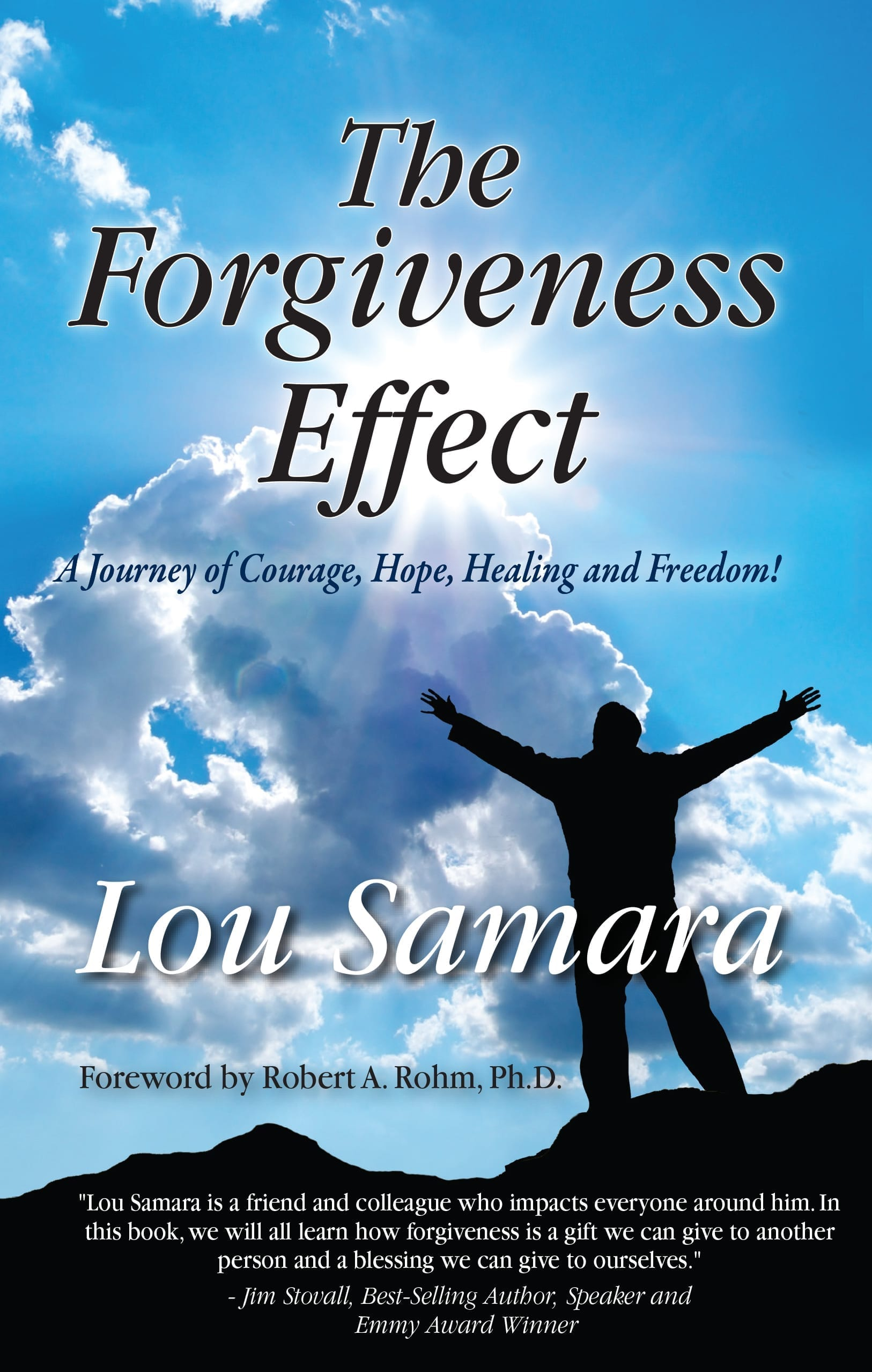 The Forgiveness Effect Cover 2019