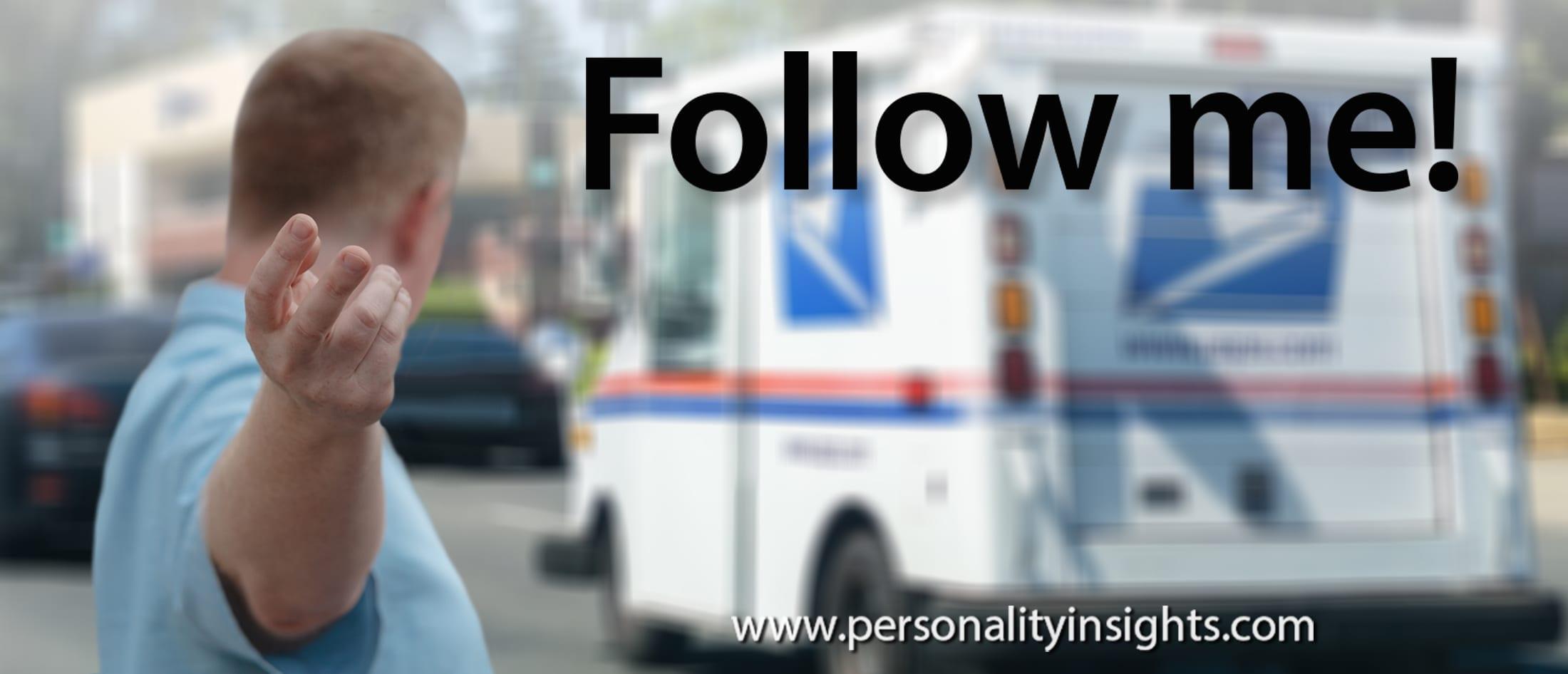 Tip: Follow Me!