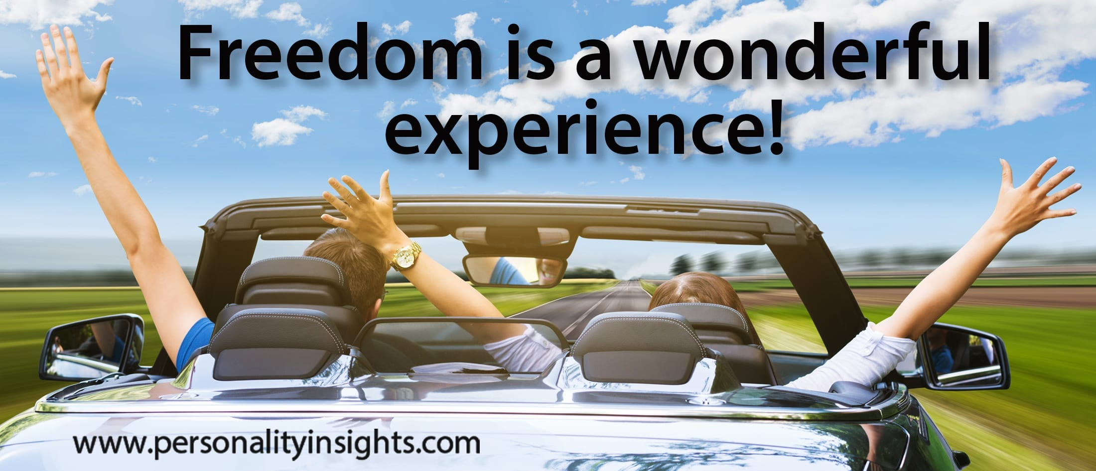 Tip: Freedom Is A Wonderful Experience!