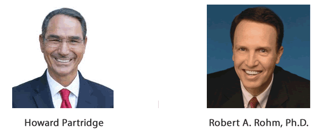Howard Partridge and Robert A. Rohm