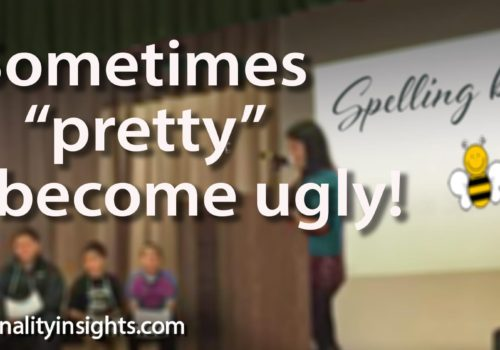 """Tip: Sometimes """"pretty"""" Can Become Ugly!"""