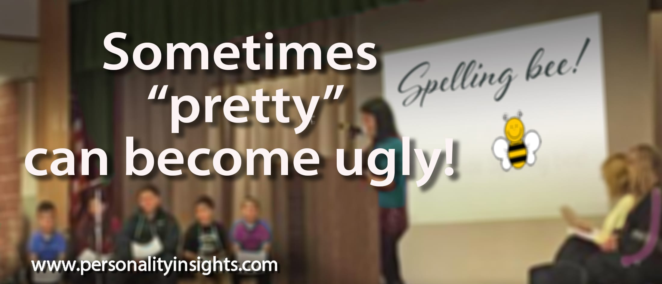 "Tip: Sometimes ""pretty"" can become ugly!"