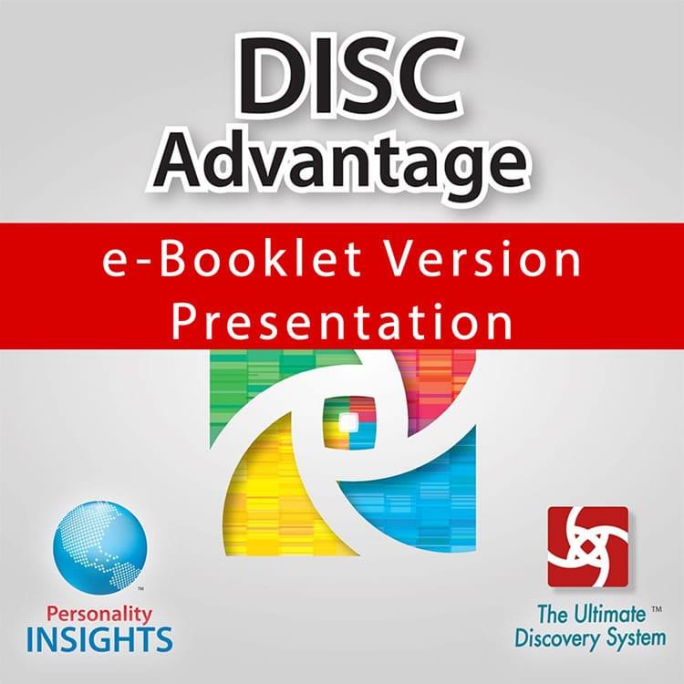 DISC Advantage eBooklet Presentation