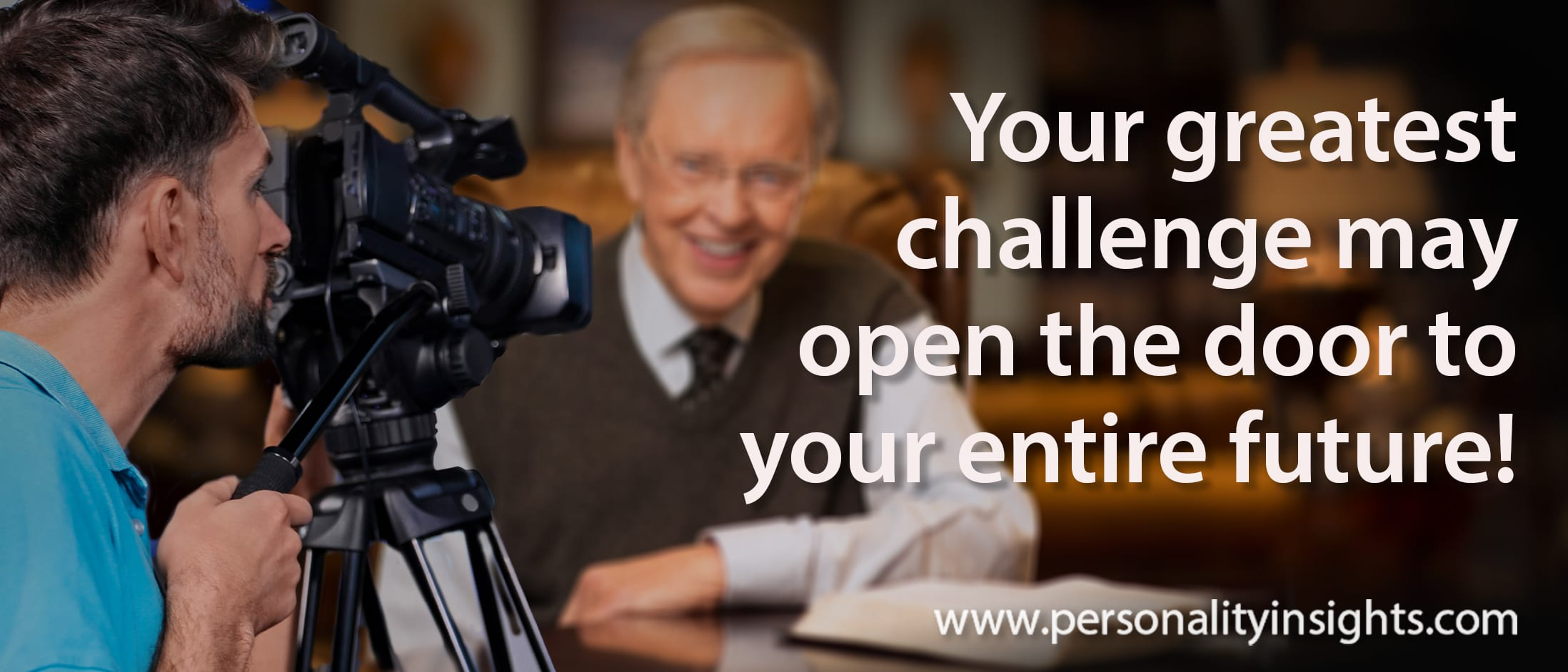 Tip: Your greatest challenge may open the door to your entire future!
