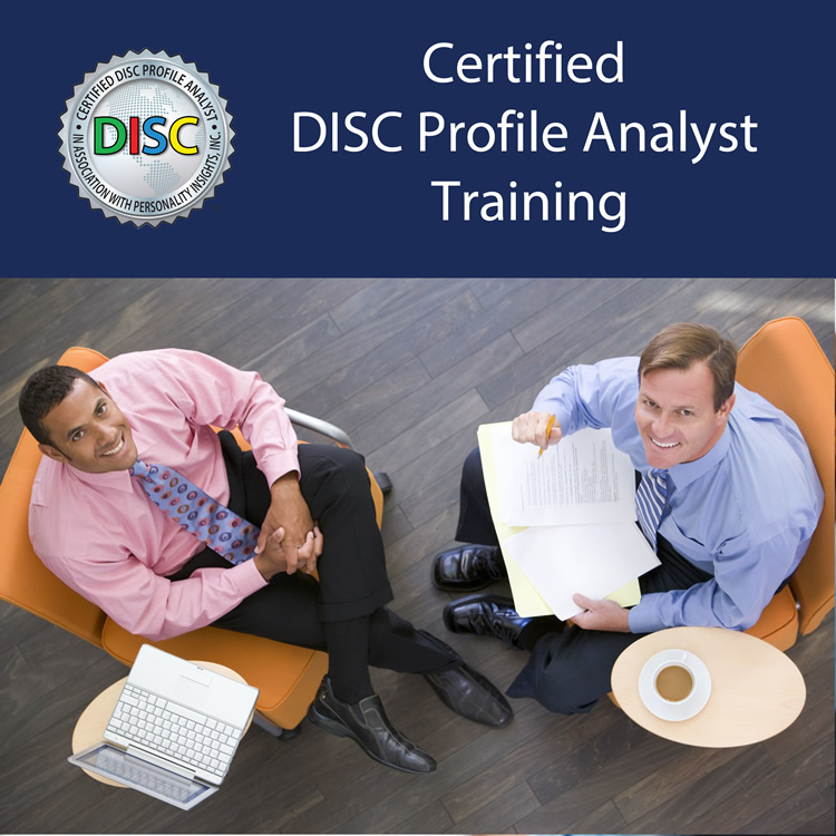 Certified DISC Profile Analyst (CDPA) Training Online